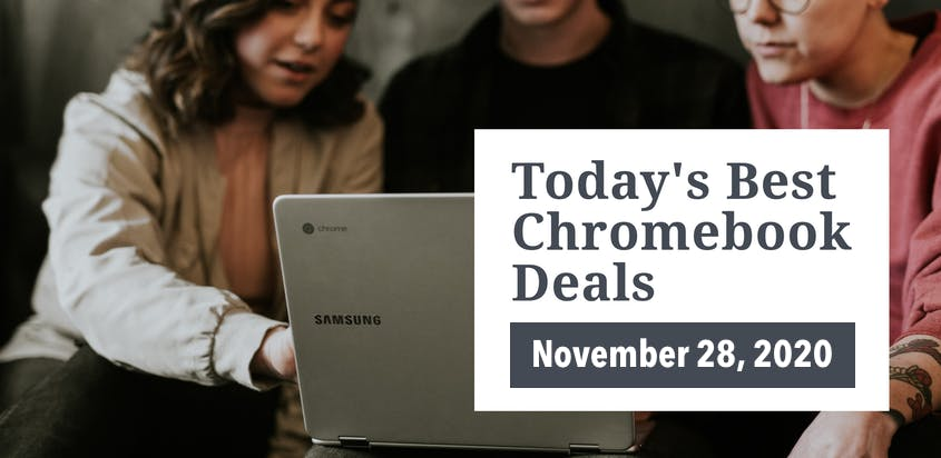 Today's Best Chromebook Sales