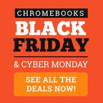 Chromebook Deals on Black Friday and Cyber Monday 2018