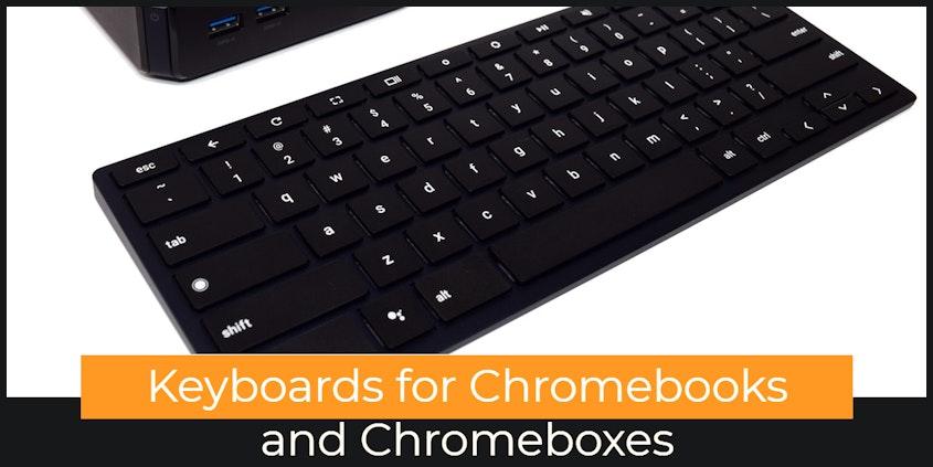 Keyboards for Chromebooks