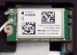 Dell Inspiron 14 300 Wifi Card