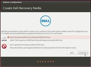 Dell Inspiron 14 300 Ubuntu Backup Image