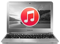 Chromebook iTunes