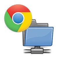 Chromebook Network Shares