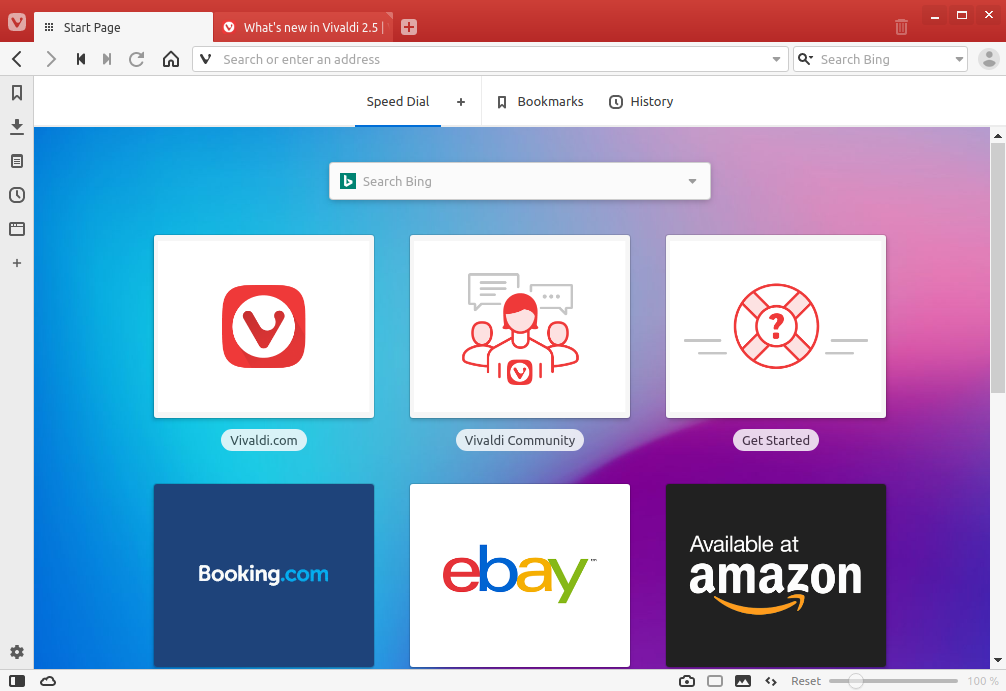 10 Alternative Web Browsers for Ubuntu Linux